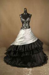 plesové šaty » p na objednání » princeznovské